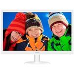 """Monitor LED 21.5"""" Philips 223V5LHSW Branco"""