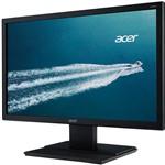 """Ficha técnica e caractérísticas do produto Monitor LED 19.5"""" Acer V206HQL HD VGA - Preto"""