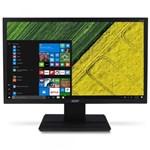 Ficha técnica e caractérísticas do produto Monitor LED Acer 19,5'' V206HQL