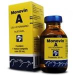 Ficha técnica e caractérísticas do produto Monovin a Injetável 20 Ml Bravet