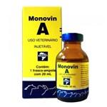 Ficha técnica e caractérísticas do produto Monovin a Injetável 20ML - Bravet