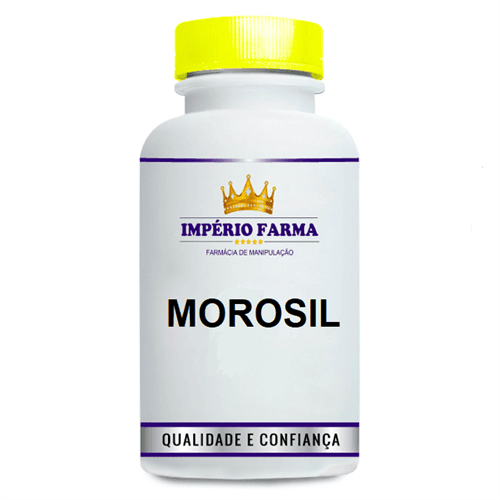 Ficha técnica e caractérísticas do produto Morosil 500Mg 30 Cápsulas (30 Cápsulas)