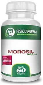 Ficha técnica e caractérísticas do produto MOROSIL® 500mg 60 Cápsulas