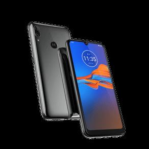Ficha técnica e caractérísticas do produto Moto E6 Plus 32 GB - Cinza Metálico