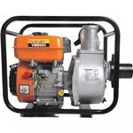 Ficha técnica e caractérísticas do produto Motobomba a Gasolina Vulcan VMB653 4T 6,5HP 196CC Autoescorvante 3''