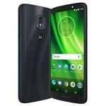 "Motorola Moto G 6 Play Single Chip Android Oreo - 8.0 Tela 5.7"" Octa-core 1.4 Ghz 32gb 4g Câmera 13mp - Azul Indigo"
