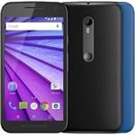 Ficha técnica e caractérísticas do produto Motorola Moto G 3 Geração Dual Chip Colors 16 Gb - XT 1550