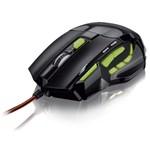 Ficha técnica e caractérísticas do produto Mouse Gamer Fire Button 7 Botões 2400 Dpi Multilaser MO208
