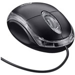 Mouse Óptico PS2 Preto MB-10 - Vinik