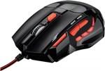 Ficha técnica e caractérísticas do produto Mouse Óptico Xgamer Fire Button Usb 2400dpi Preto e Vermelho Mo236 - Multilaser