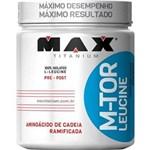 Ficha técnica e caractérísticas do produto MTor Leucine 120 Cápsulas Max Titanium