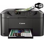 Ficha técnica e caractérísticas do produto Multifuncional Jato de Tinta Color Canon Maxify MB2110 Wireless C/ 01 Bandeja 110V