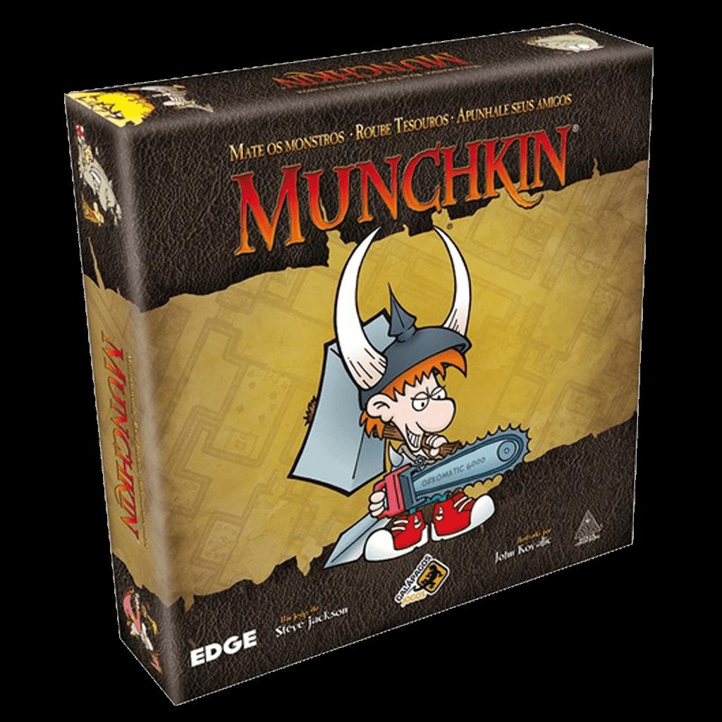 Ficha técnica e caractérísticas do produto Munchkin - Jogo Base