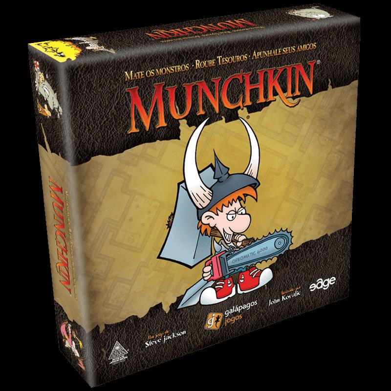 Ficha técnica e caractérísticas do produto Munchkin