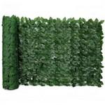 Ficha técnica e caractérísticas do produto Muro Inglês com Folhas de Ficus Artificial - Tamanho 3mts X 1mt