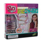 My Style Mini Kit Pulseiras com Letras Br100