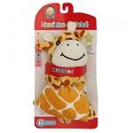 Ficha técnica e caractérísticas do produto Naninha para Bebê Kitstar Girafa