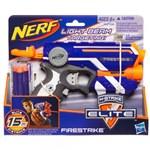 Ficha técnica e caractérísticas do produto Nerf Lançador de Dardos Strike Elite Firestrike A0709 Hasbro