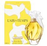 Ficha técnica e caractérísticas do produto Nina Ricci Perfume Feminino L'air Du Temps Eau de Toilette 50ml