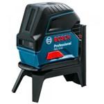 Nível a Laser com 2 Linhas e 2 Pontos de Prumo - GCL 2-15 - Bosch