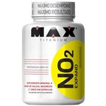 Ficha técnica e caractérísticas do produto NO2 Expand Max Titanium - 200 Cápsulas