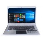 "Notebook Everex Intel Quad Core Z8350 Tela 14"" Led 2GB 32SSD HDMI Windows 10 - Prata"