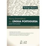 Ficha técnica e caractérísticas do produto Nova Gramatica da Lingua Portuguesa para Concursos