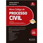 Novo Codigo de Processo Civil Anotado 2019 - Juspodivm