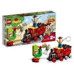 Ficha técnica e caractérísticas do produto Novo Lego Duplo Disney Pixar Trem Toy Story 21 Peças 10894