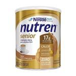 Ficha técnica e caractérísticas do produto Nutren Senior Café com Leite Suplemento Alimentar 370g