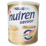 Ficha técnica e caractérísticas do produto Nutren Senior Composto Lácteo Sabor Café com Leite Lata 370g