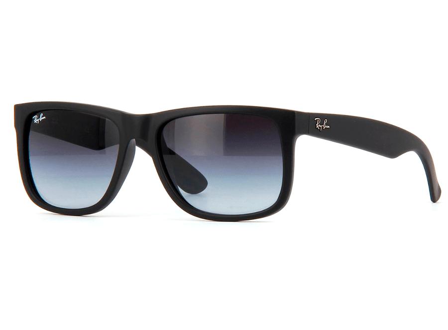 Ficha técnica e caractérísticas do produto Óculos de Sol Ray Ban Rb4165 601/8G (Cinza, Preta)