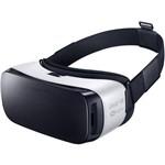 Óculos Realidade Virtual 3D Samsung Gear VR SM-R322 - Branco