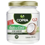 Ficha técnica e caractérísticas do produto Oleo de Coco Copra Sem Sabor 200ml
