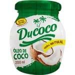 Ficha técnica e caractérísticas do produto Óleo de Coco Ducoco 200ml