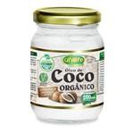 Ficha técnica e caractérísticas do produto Óleo de Côco Orgânico Natural 200ml