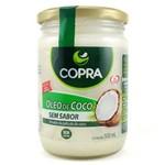 Ficha técnica e caractérísticas do produto Óleo de Coco Sem Sabor 500 Ml Copra