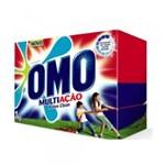 Ficha técnica e caractérísticas do produto Omo Multiação Detergente em Pó 1kg