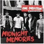 One Direction Midnight Memories - Cd Pop