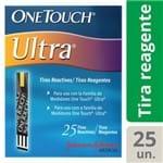 Onetouch Ultra com 25 Tiras