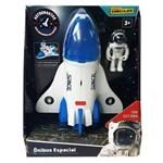 Ficha técnica e caractérísticas do produto Ônibus Espacial Astronautas - Fun Toys