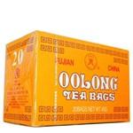 Oolong Tea Bags Fujian - Chá Oolong - 40g (20 Sachês de 2g) Importado