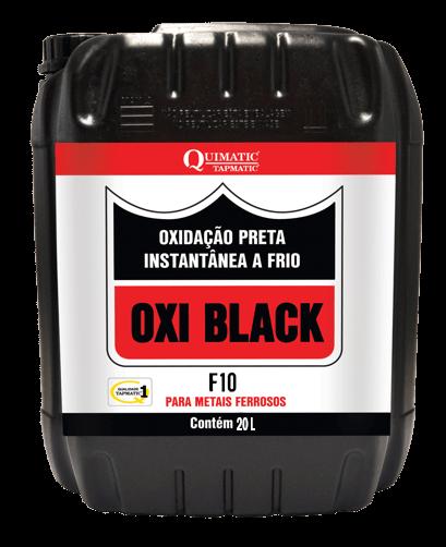 Ficha técnica e caractérísticas do produto Oxi Black F-10 - 20 Litros - Tapmatic
