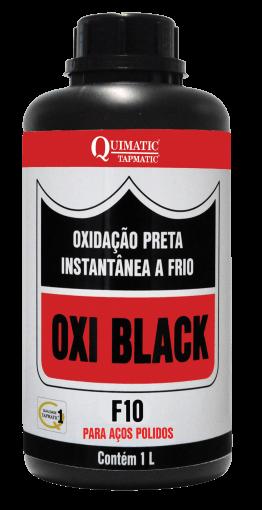 Ficha técnica e caractérísticas do produto Oxi Black F-10 - 1 Litro - Tapmatic