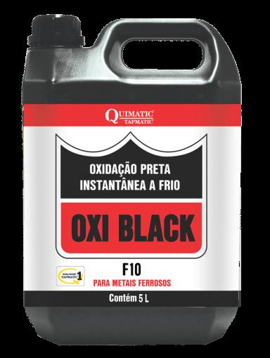 Ficha técnica e caractérísticas do produto Oxi Black F-10 - 5 Litros - Tapmatic
