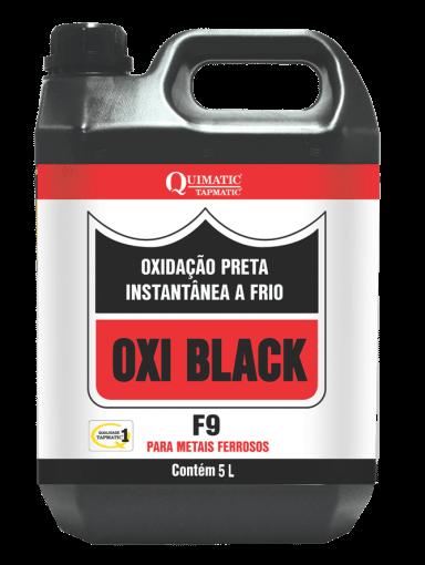 Ficha técnica e caractérísticas do produto Oxi Black F-9 - 5 Litros - Tapmatic