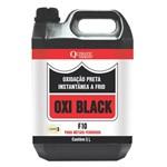 Ficha técnica e caractérísticas do produto Oxidação Preta Instantânea a Frio Oxi Black F10 5 Litros