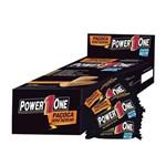 Paçoca Rolha Power One Zero C/24 - Nut