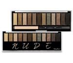 Ficha técnica e caractérísticas do produto Paleta de Sombras com Primer Nude Hb 9911 Ruby Rose