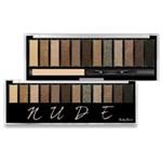 Ficha técnica e caractérísticas do produto Paleta de Sombras com Primer Nude Hb